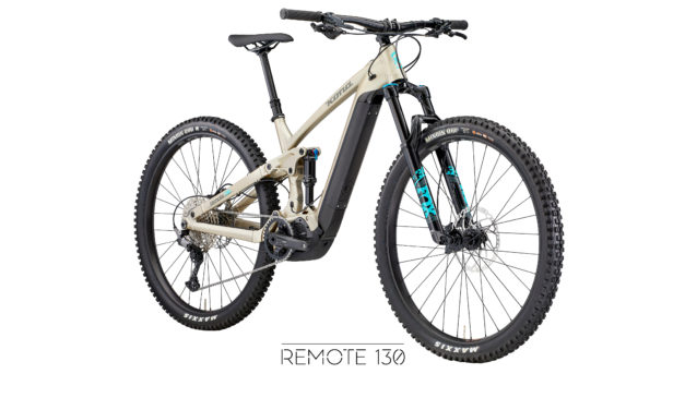 Remote 130: The Perfect All-Around Electric Mountain Bike