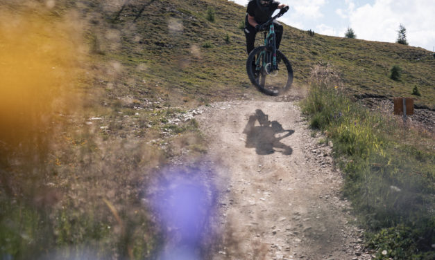 Can EBikes Be Fun in The Bike Park?