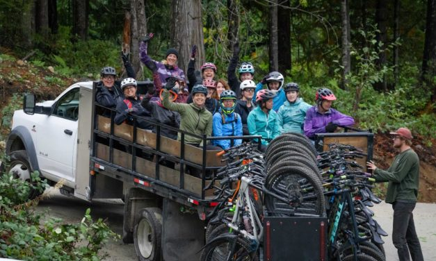 Coast Gravity Park Women's Day Recap