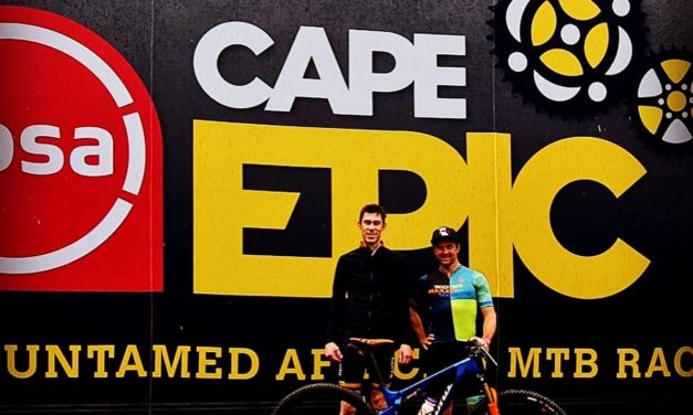 cory Wallace Tackles The Cape Epic