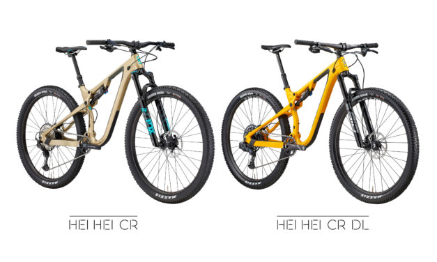 Go Fast and Light with The Carbon Hei Heis!