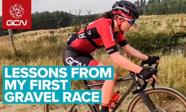 Five Things Manon Lloyd at GCN Learned From Her First Gravel Race